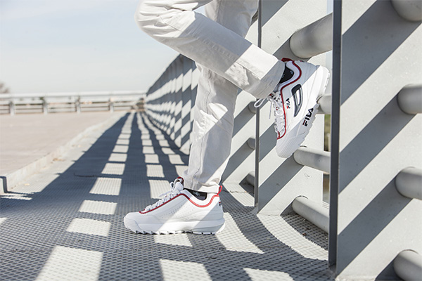 Fila lookbook primavera - verano 2020