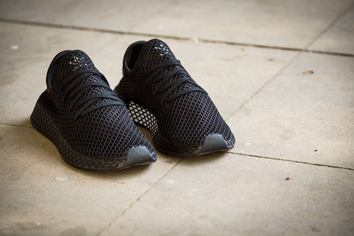 adidas Originals Deerupt Black