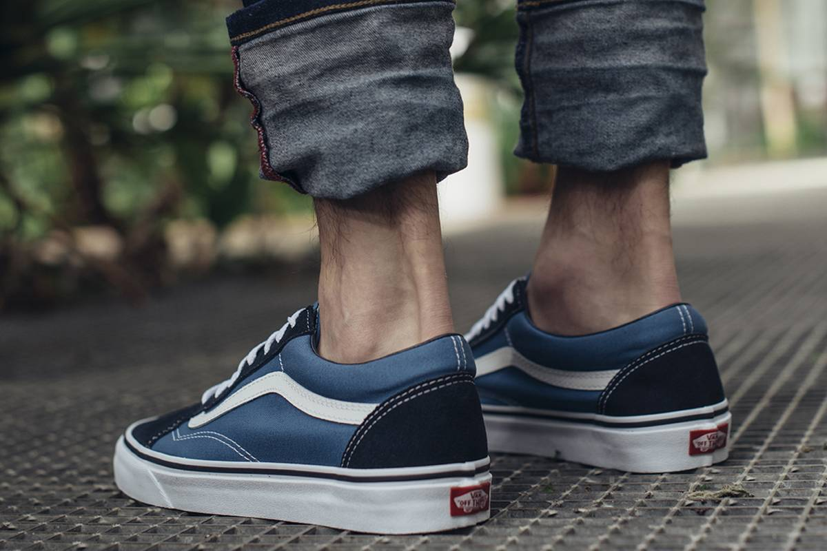 Vans Old Skool sportown lookbook