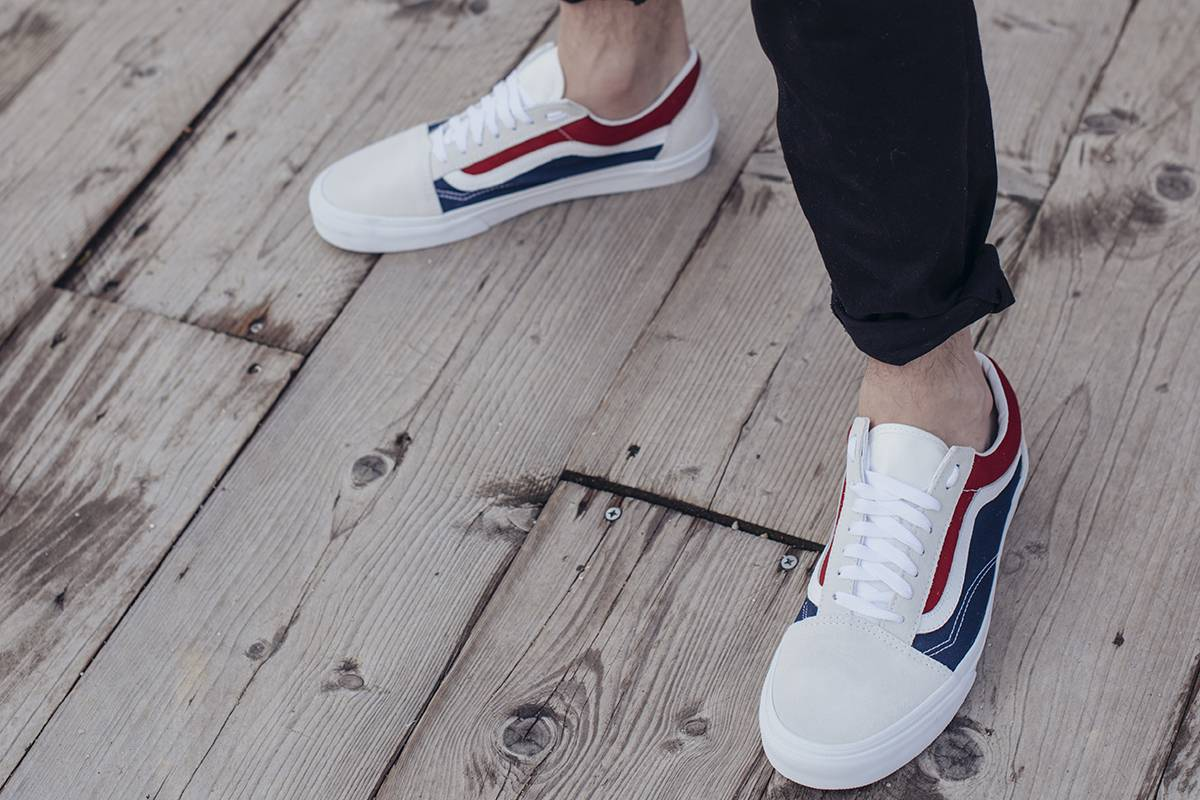 Vans Old Skool Retro Block Sportown Lookbook